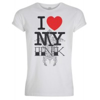 I Love My Ink Men's Rolled Sleeve T-Shirt