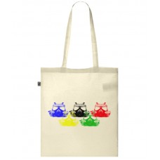 New Age Olympics Tote Bag