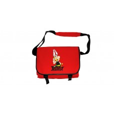 Asterix Thumbs Up Red Messenger Bag