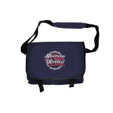 Sleeping with Sirens Madness Dark Blue Messenger Bag