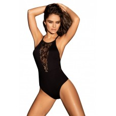 Mapale Black One Piece Swimsuit
