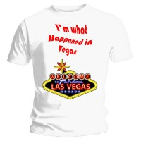 -I'm What Happened in Vegas- Kids T-shirt