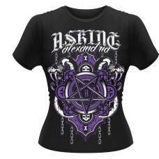 Asking Alexandria Demonic Fit Tee