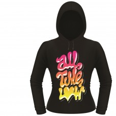 All Time Low Goo Girls long sleeve hooded shirt